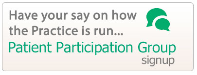 Have your say on how the practice is run